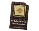 ChoCard Business LogoBlöckchen - Ab 250 Stück
