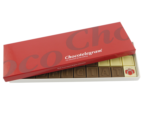 Chocotelegram® 30 'Mama, ich liebe dich soooo'