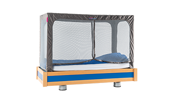 Human Protection Canopy Beds