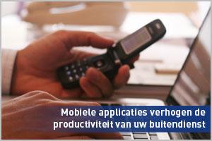 Mobiele bedrijfsapplicaties