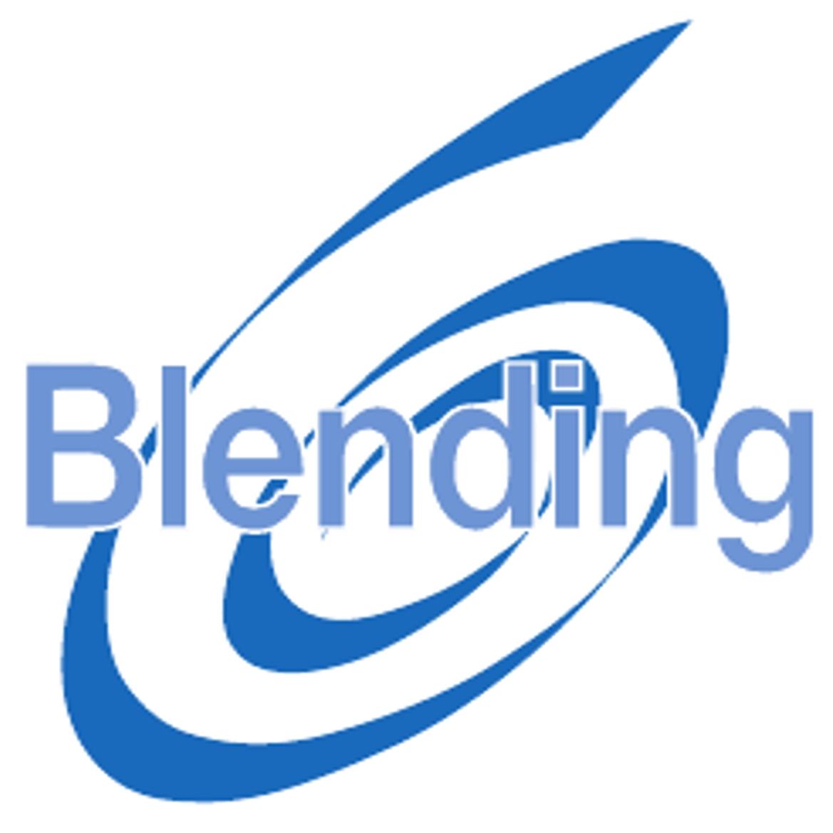 Logo Blending Nederland