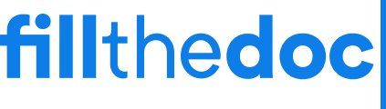 Logo fillthedoc