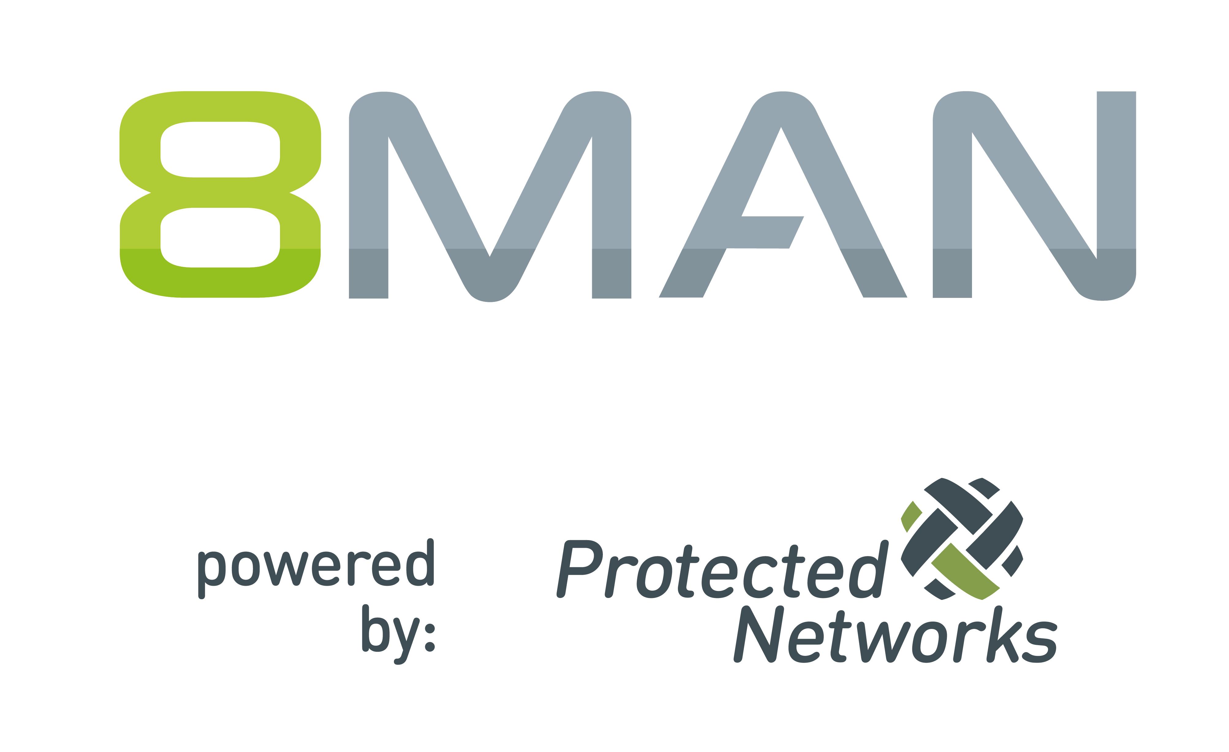 Logo 8MAN