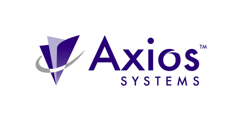 Logo Axios Systems Benelux