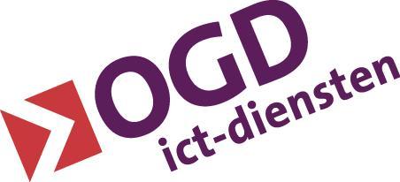Logo OGD ict-diensten