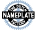 The Dutch Nameplate Factory bv