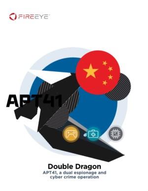 De ontmaskering van APT41; een Staat-gesponsorde cybercrime organisatie
