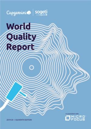 Het grote software kwaliteitsonderzoek
