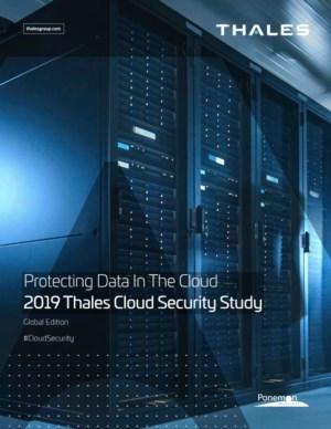Het Cloud Security Rapport 2019