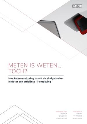 Hoe End-to-End monitoring leidt tot een efficiëntere IT-omgeving
