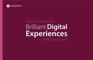 Hoe je briljante digitale ervaringen kan versnellen met low-code