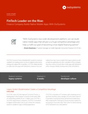 Hoe native mobiele apps deze FinTech reus marktleider maken