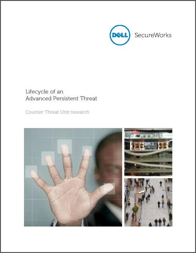 Counter Threat onderzoek: de levenscyclus van een Advanced Persistent Threat (APT) ontleed
