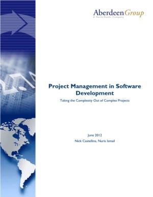 Hoe haal je de complexiteit uit projecten in de software-industrie?