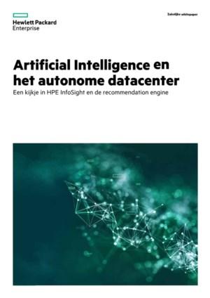 Hoe kan AI helpen bij een autonoom datacenter