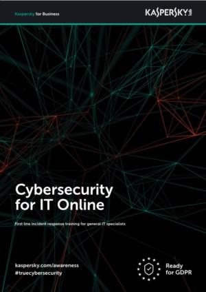 Online Cybersecurity Training: eerstelijns incident respons training voor algemene IT-specialisten