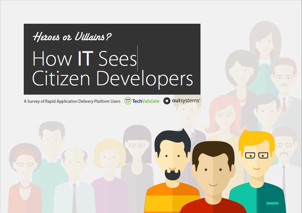De Citizen Developer: Held of Vijand van de IT?