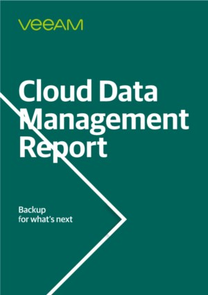 Het Cloud Data Management report 2019
