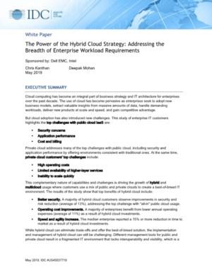 De kracht van de juiste cloud strategie