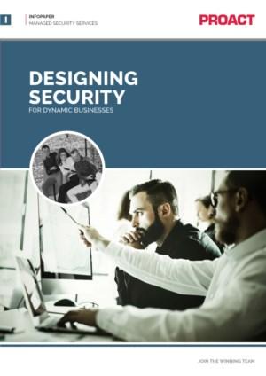 Een blauwdruk voor een goed security beleid voor dynamische bedrijven
