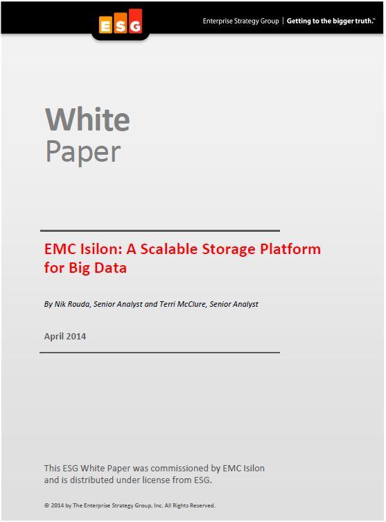 De impact van een Big Storage platform voor uw Big Data
