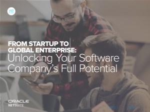 Van Startup tot Global Enterprise: bereik de volledige potentie van uw softwarebedrijf