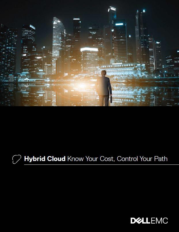Optimale controle en afname van kosten: de voordelen van de Hybride Cloud