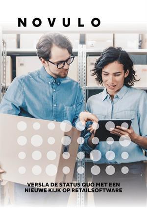 Versla de status quo met een nieuwe kijk op retailsoftware