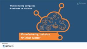 KPI's in de maakindustrie die ertoe doen
