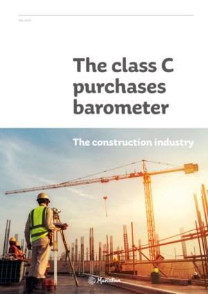 C-Class inkoop barometer - De Constructie Industrie