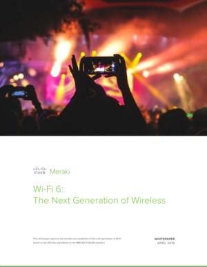 Wi-Fi van de toekomst: Wi-Fi 6