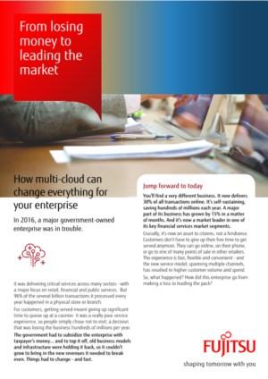 Transformeer naar een digitaal bedrijf met Multi-Cloud