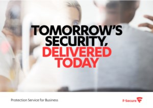 Tomorrow's security delivered today