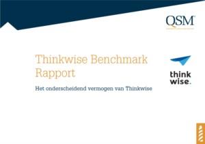 Thinkwise Benchmark Rapport