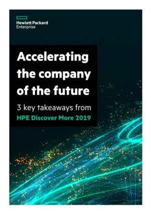 Herontdek de toekomst van IT: 3 takeaways van Discover More 2019