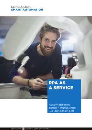 Robotic Process Automation (RPA) as a Service
