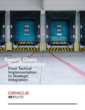 De Supply Chain transformeren: van tactische implementatie naar strategische integratie