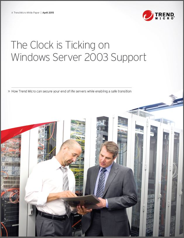End of support van Windows Server 2003: is uw organisatie voorbereid op de risico's?