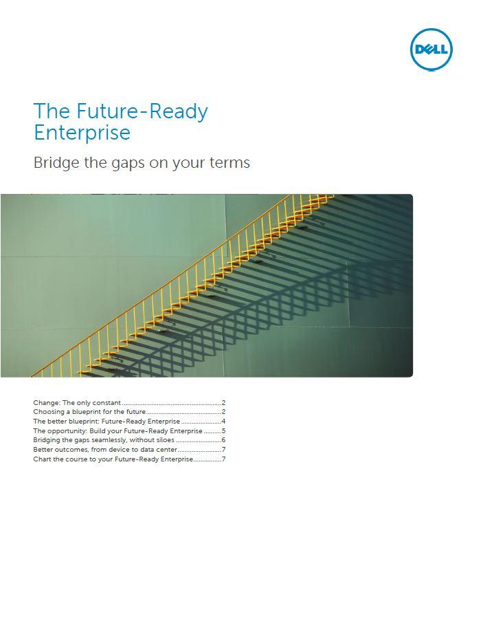 Hoe maak je de organisatie klaar voor de toekomst?