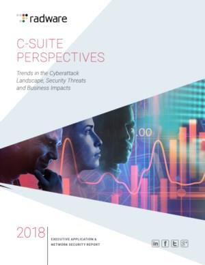C-Suite Report: trends op het gebied van cyberaanvallen, beveiligingsbedreigingen en de impact op de business