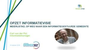 Op weg naar een informatiegestuurde Meierijstad - Presentatie