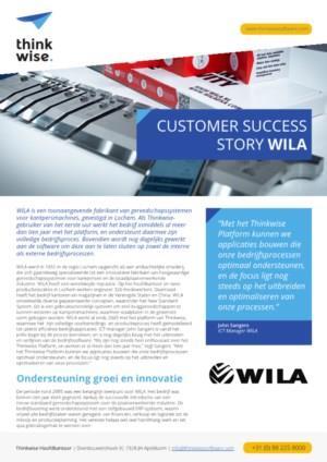 Inzicht in data en gebruiksvriendelijke bedrijfsprocessen