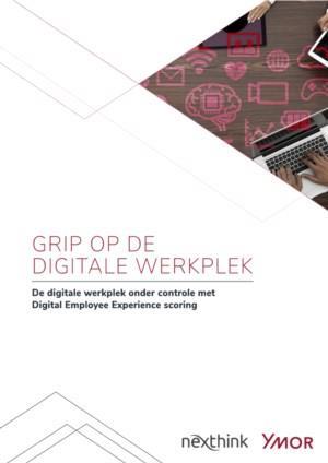 De 5 uitdagingen rondom de digitale werkplek, zo krijg je er grip op!