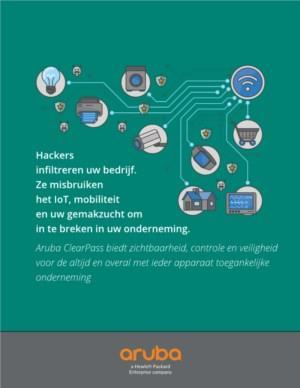 Hackers infiltreren uw bedrijf en ze misbruiken het IoT, mobiliteit en uw gemakzucht