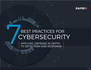 7 Best Practices for Cyber Security