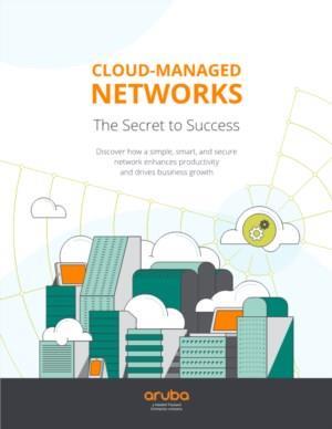 Hoe een cloud managed netwerk organisaties helpt groeien