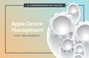 Apple device management voor beginners