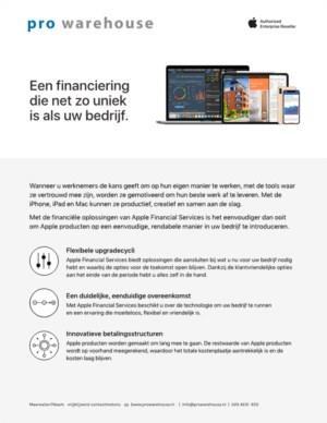 Een financiering die net zo uniek is als uw bedrijf
