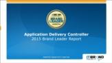 Welke Application Delivery Controller is volgens IT-professionals de beste keuze?