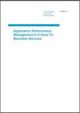 Waarom is Application Performance Management zo cruciaal voor het succes van uw organisatie?